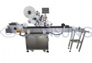 Pagination labeling machine for plastic bag